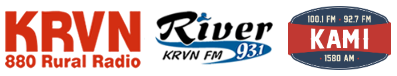 KRVN,KAMI,The River
